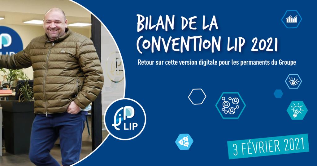 convention lip 2021