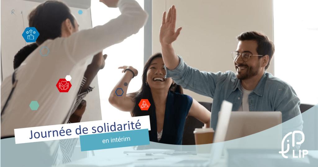 journee solidarite interim